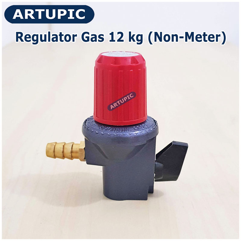 Regulator Gas 12 kg