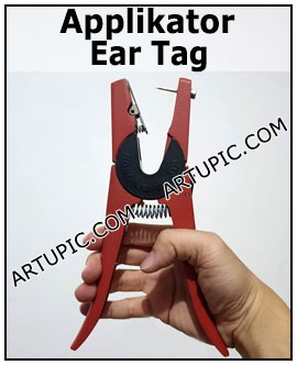 Applikator ear tag