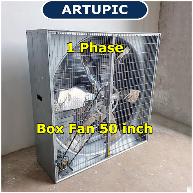 Box Fan 1 Phase 50 inch