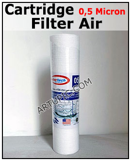 Cartridge Filter Air