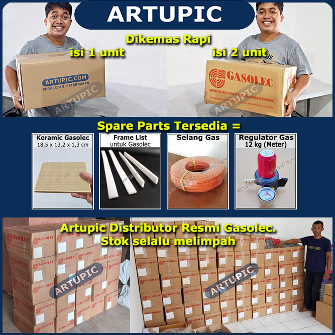 Artupic Distributor Gasolec