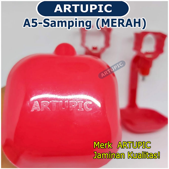 Nipple Artupic A5-Samping MERAH