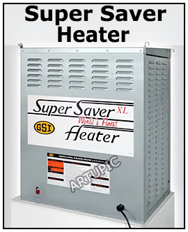 Super Saver Heater