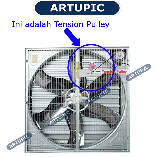 Tension Pulley Artupic