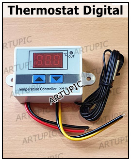 Thermostat Digital XH-W3001